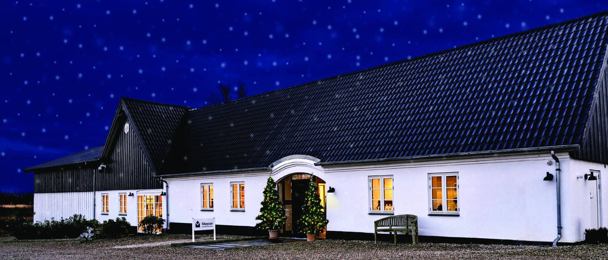 Vi Slår På Tromme For En God Jul Og En Bæredygtig Fremtid