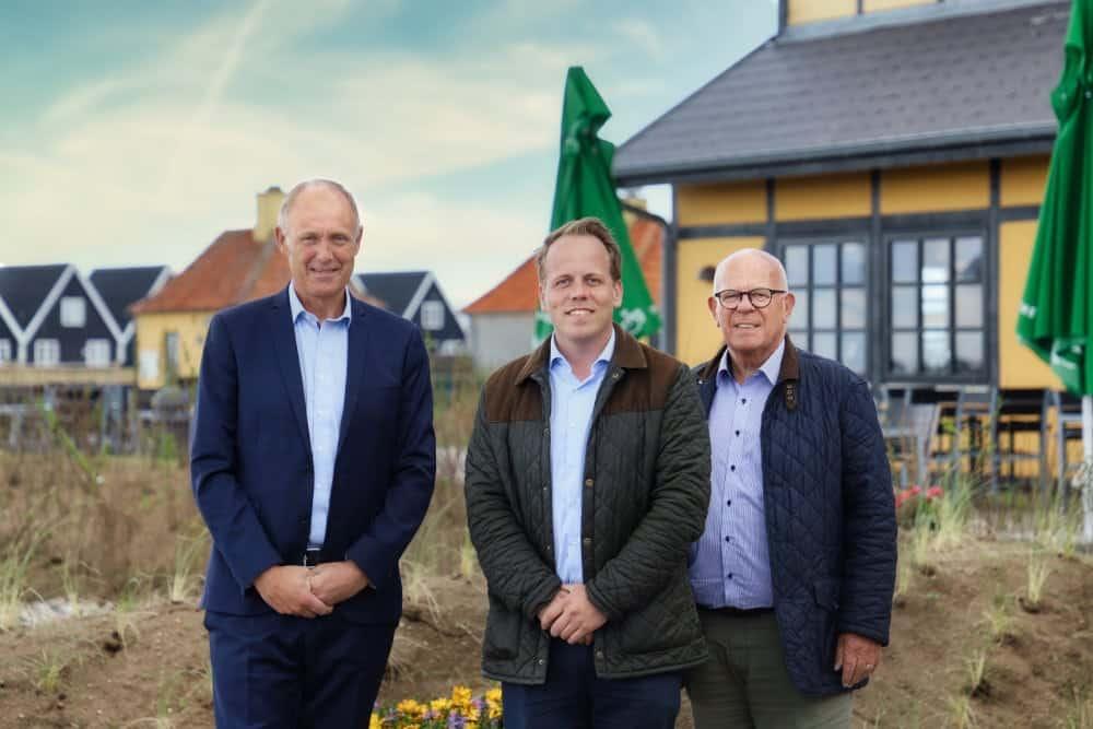 Positiv modtagelse af Mullerup Havns-projektet