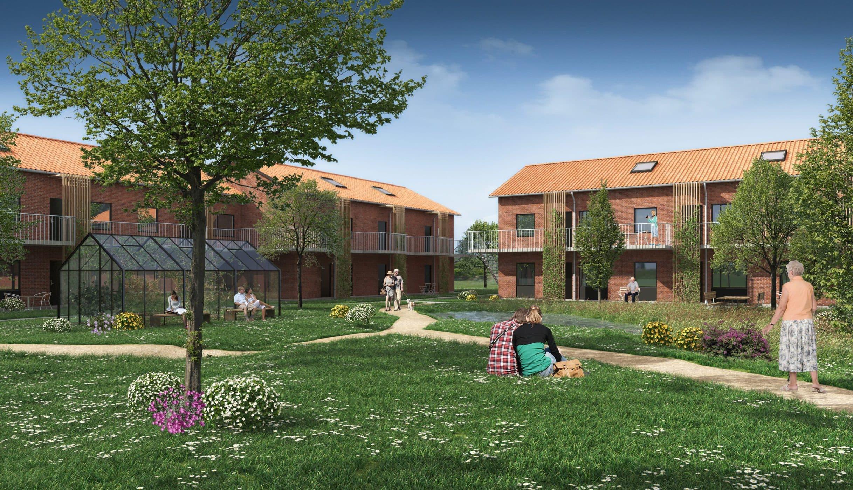210 boliger giver gammel bydel nyt liv